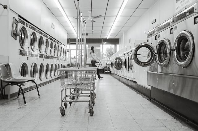 Image c/o  Laundry Saloon