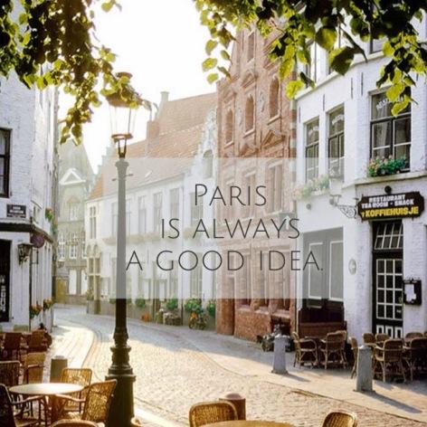 paris is always